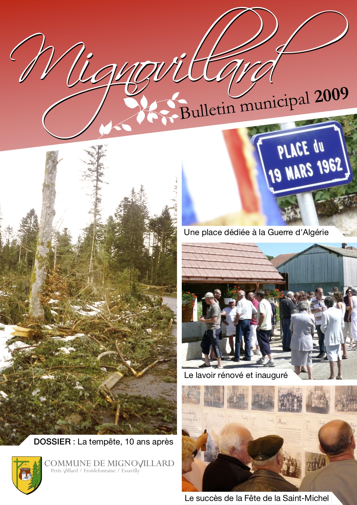 bulletin-municipal-2009