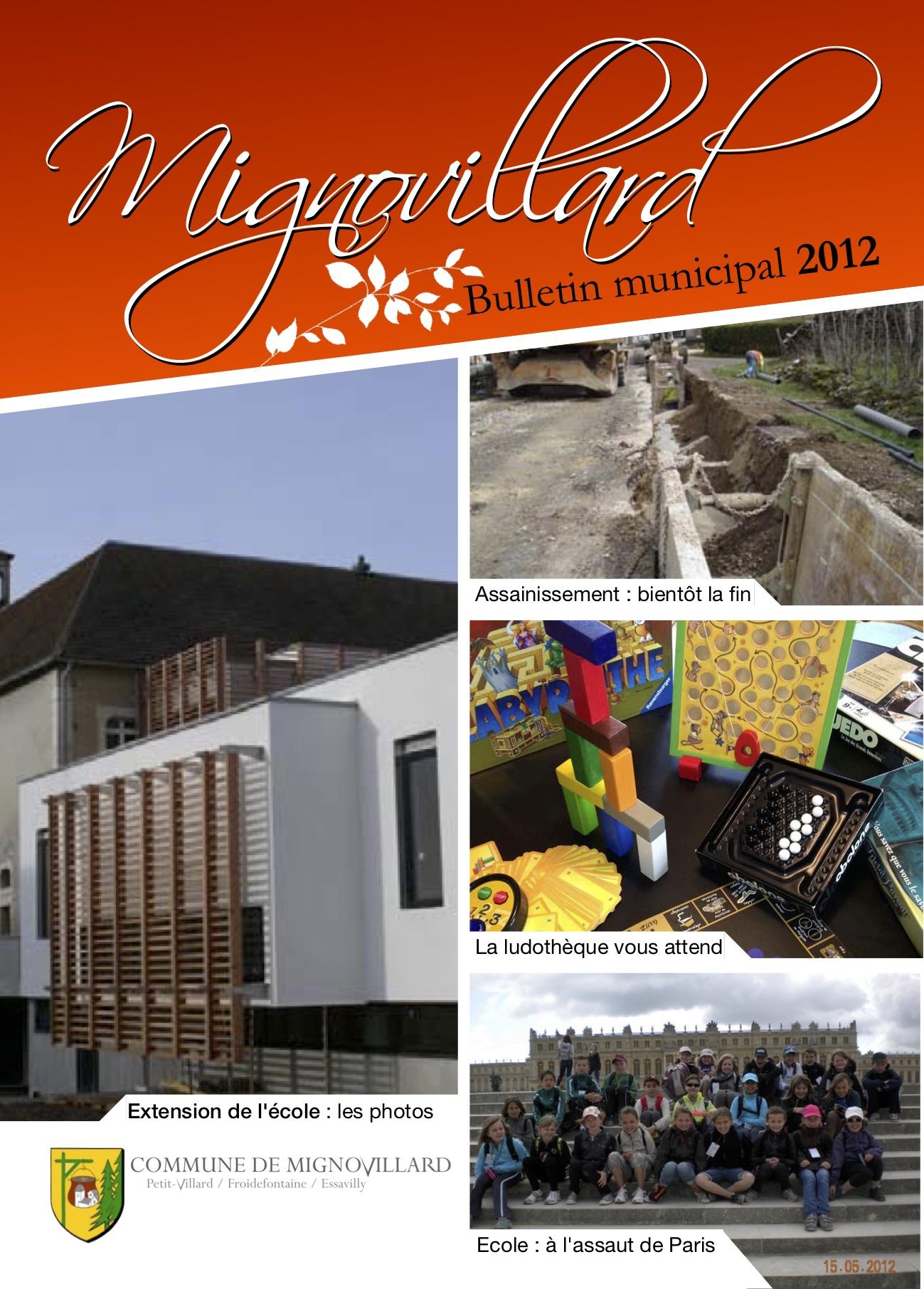 bulletin-municipal-2012