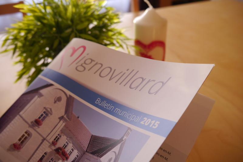 Bulletin municipal et publications