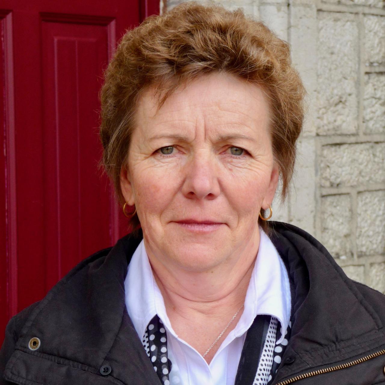 Claudine Quatrepoint