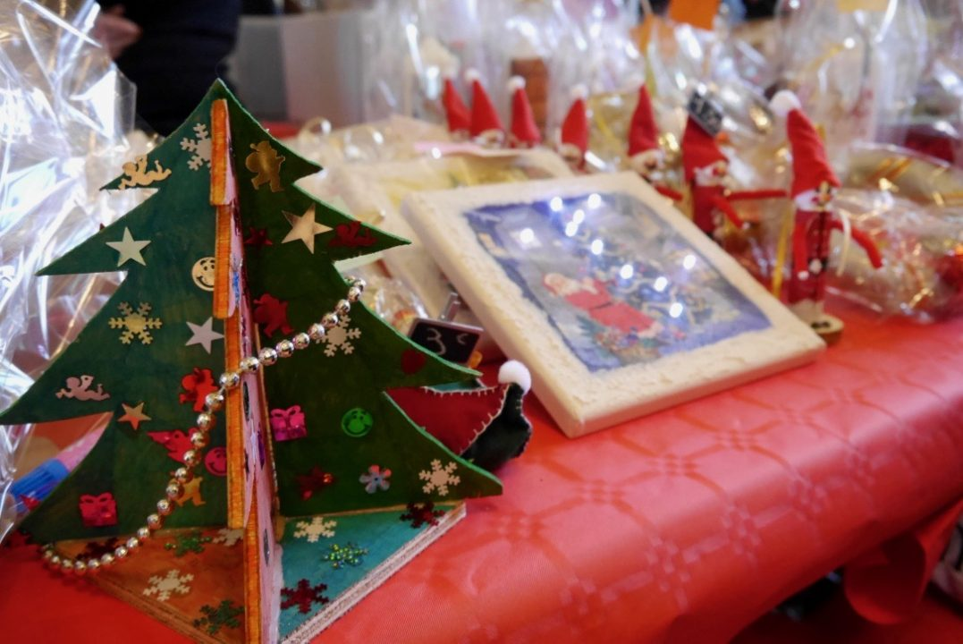 Marché De Noël De L'APE De Mignovillard