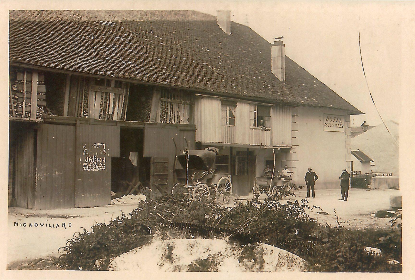 Hôtel Dussouillez