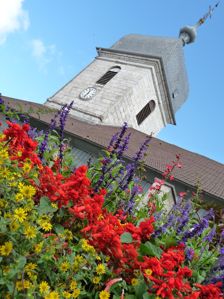 Eglise Saint-Michel De Mignovillard