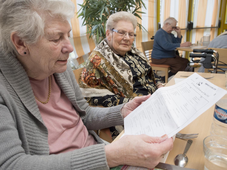 Établissements pour personnes âgées