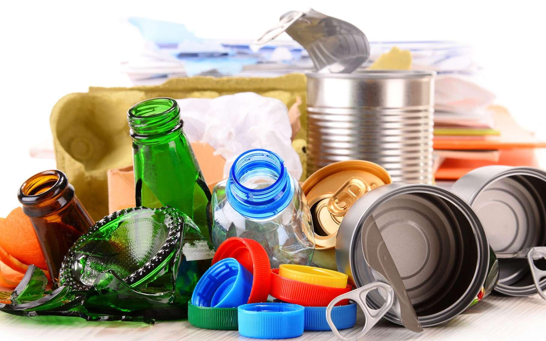 Les déchets ménagers