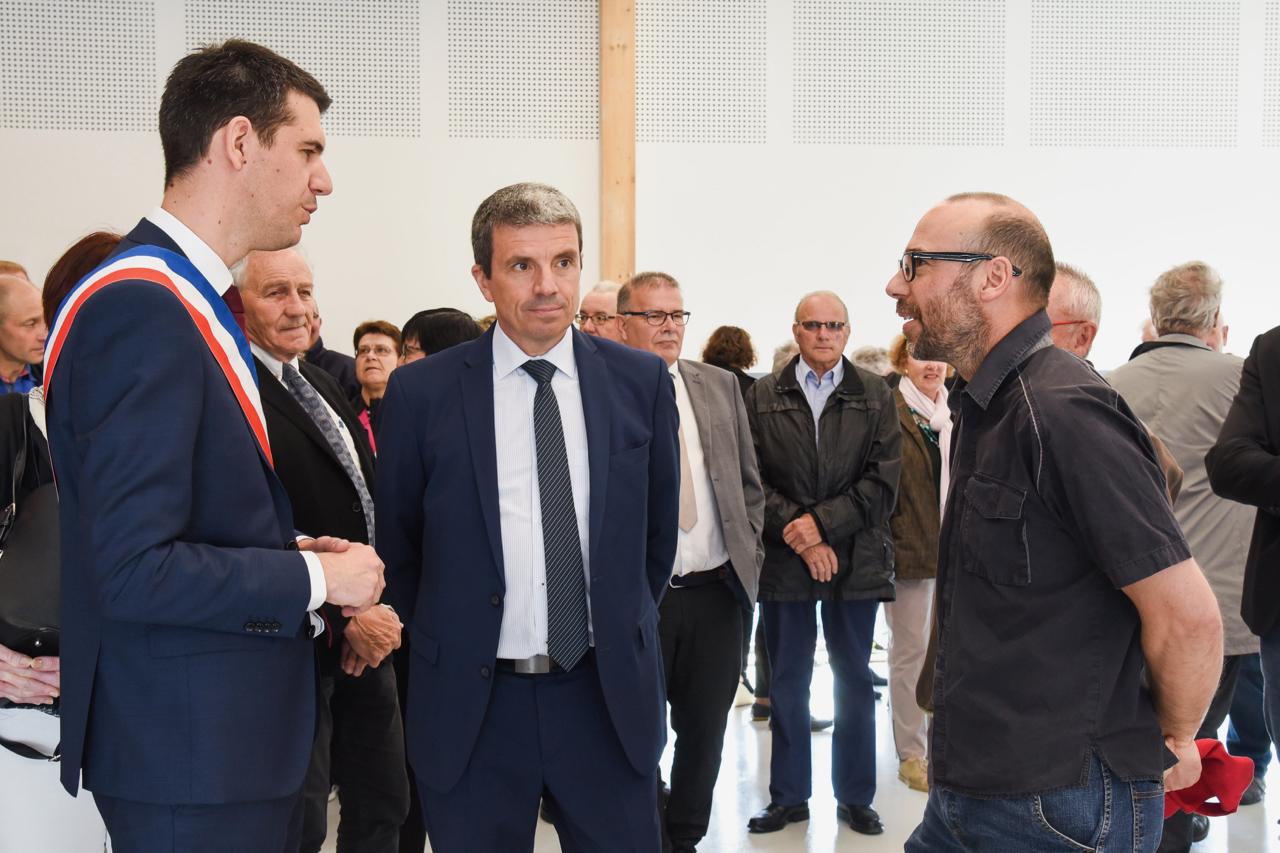 Présentation Du Judo Club Du Val De Mièges Par Son Président