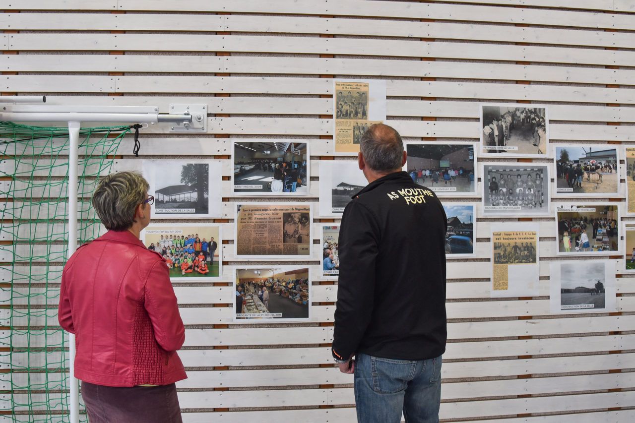 Exposition De Quelques Souvenirs Historiques De La Salle