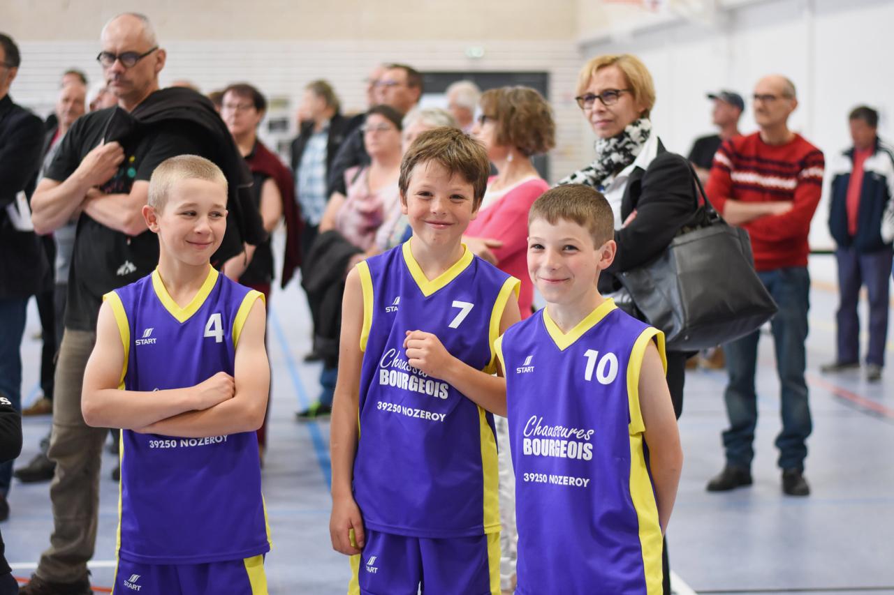Jeunes Basketteurs