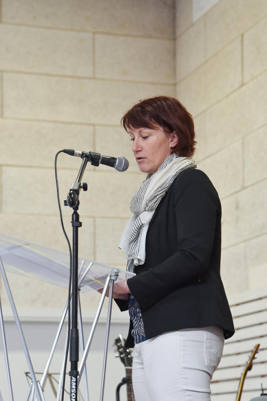 Discours De Valérie DEPIERRE, Vice-présidente De La Région