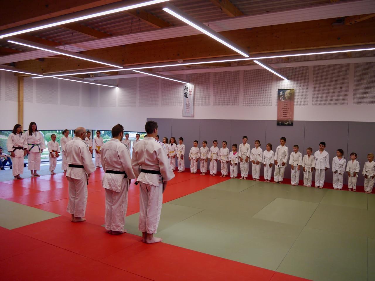 Portes Ouvertes Du Judo Club