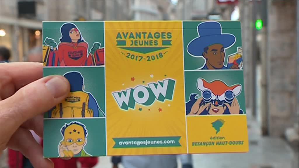 Demande Ta Carte «Avantages Jeunes» 2018-2019
