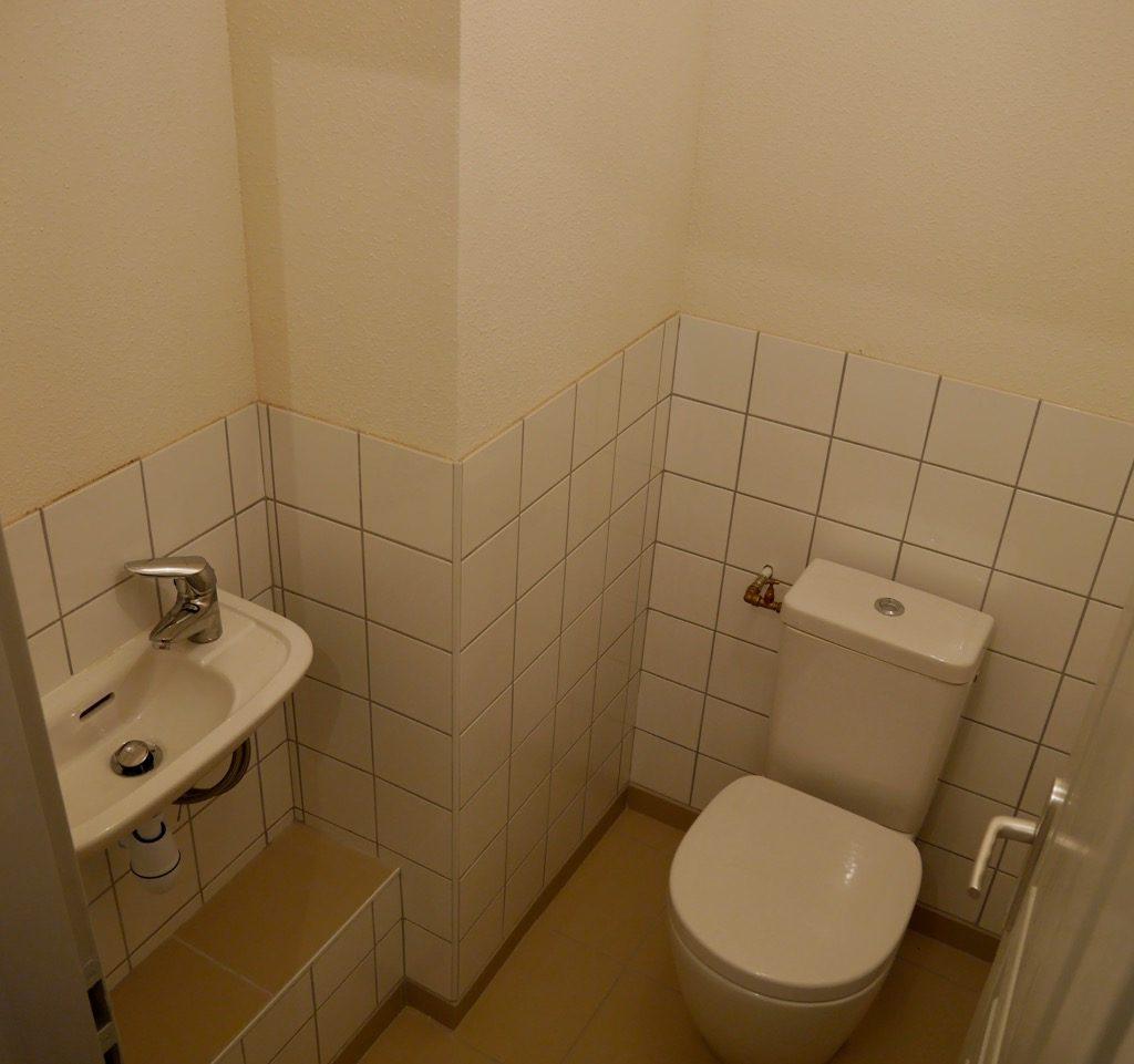 Toilettes Avec Lave-mains, Du Logement 1 (rdc)