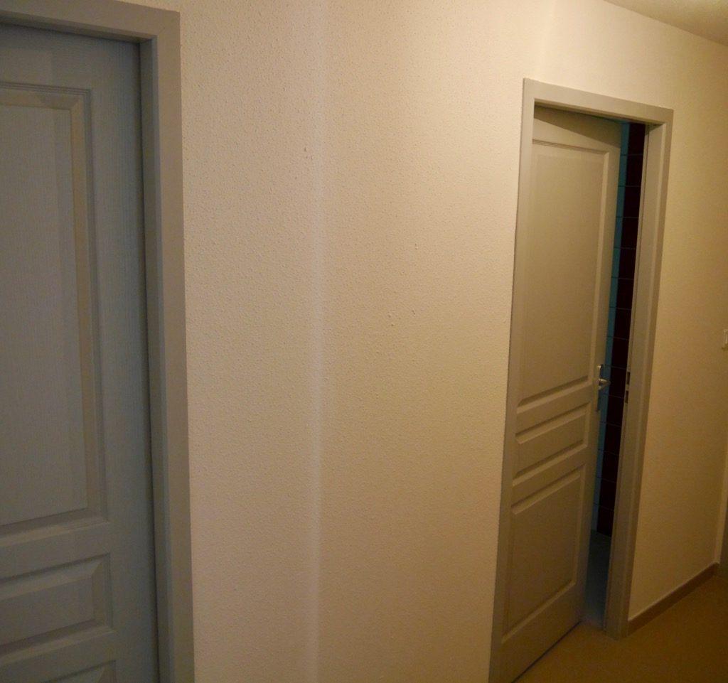 Couloir Desservant Le Coin Nuit Du Logement 1 (rdc)