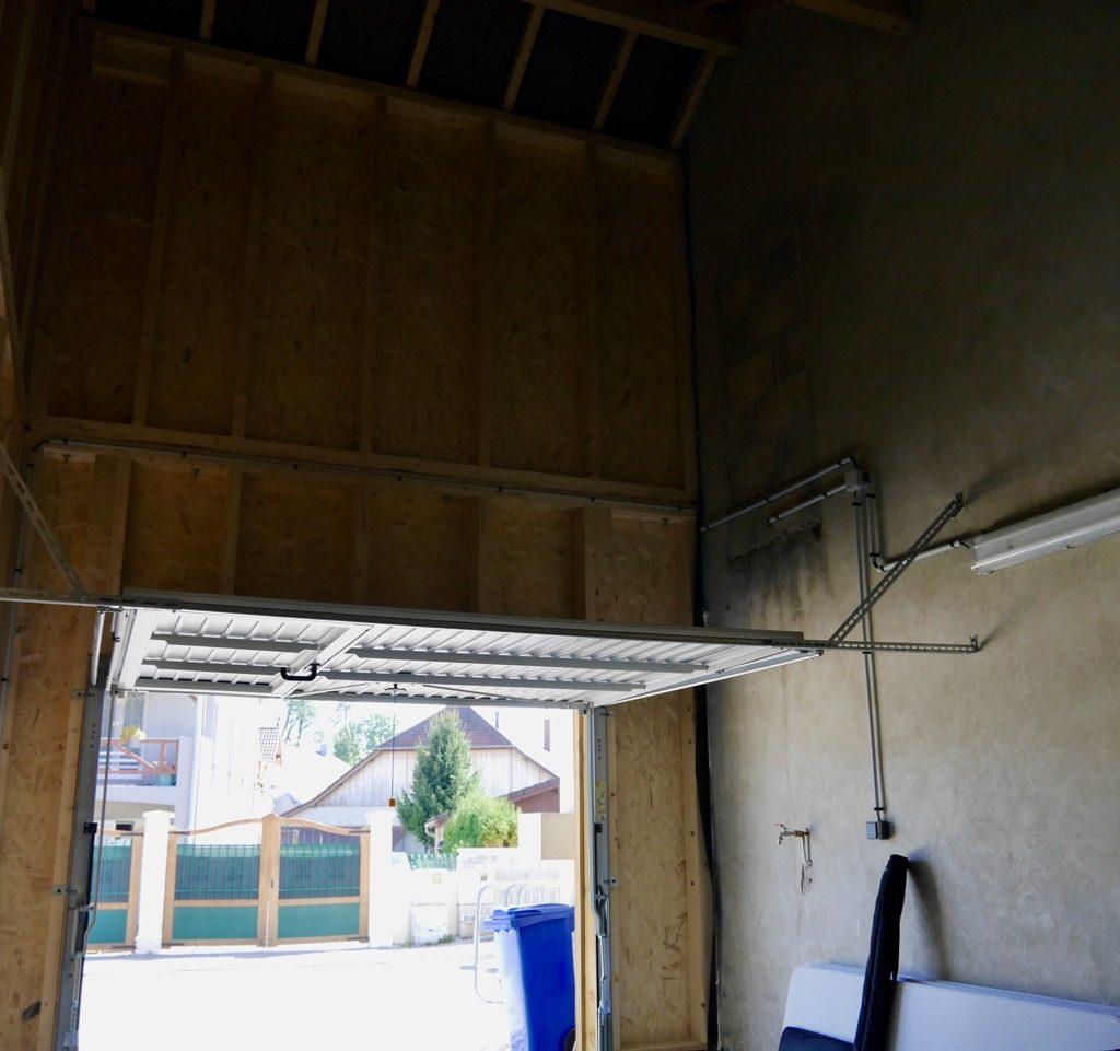 Garage Du Logement 1 (rdc) En Ossature Bois