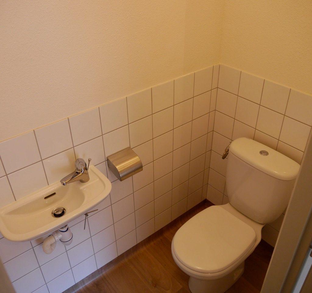 Toilettes Avec Lave-mains Dans Le Logement 2 (1er étage)
