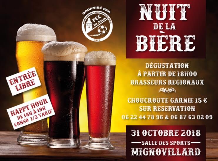 Nuit De La Bière 2018