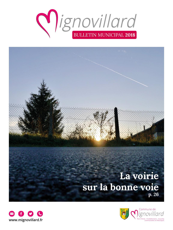 Bulletin Municipal2018couv