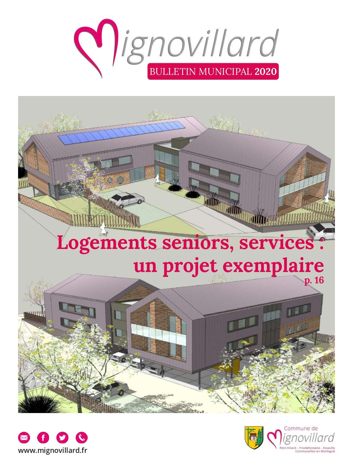Consultez En Ligne Le Bulletin Municipal 2020